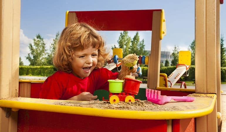 Starting childcare