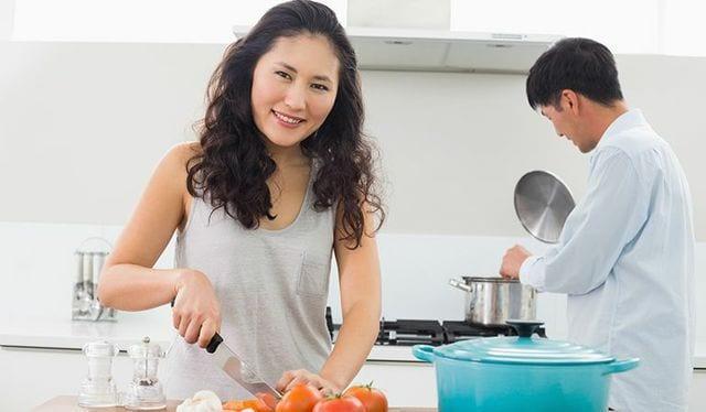 Food preparation at home