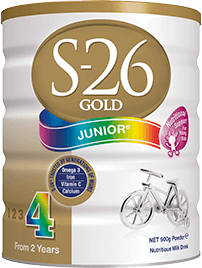 S-26 GOLD JUNIOR<sup>®</sup>