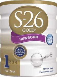 S-26 GOLD<sup>®</sup> NEWBORN