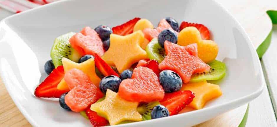 fruit salad recipes fruit games