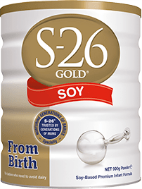 S-26 GOLD<sup>®</sup> SOY