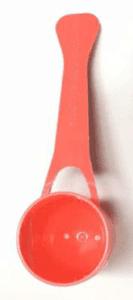 pink scoop