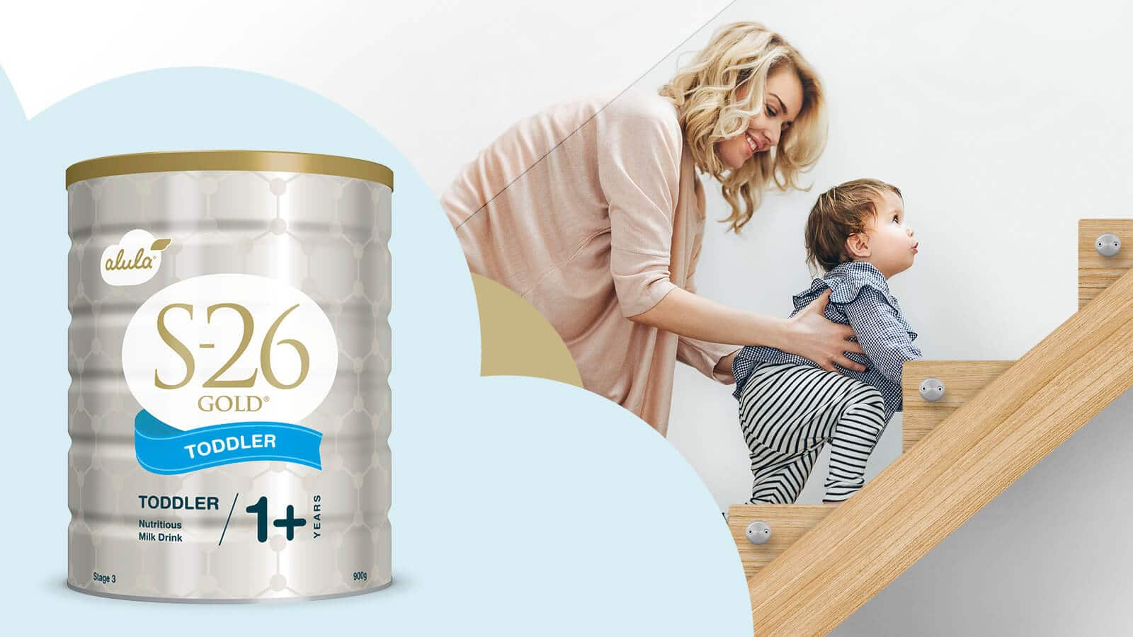 A can of S-26 Gold Toddler in 900g